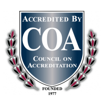 Accredited By COA